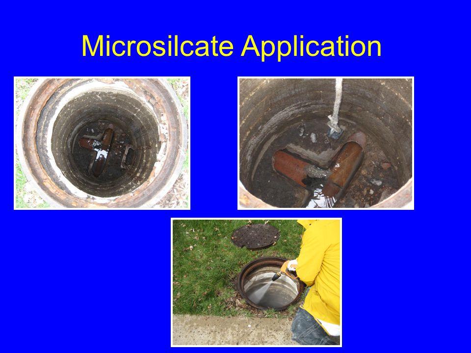 Microsilcate Application