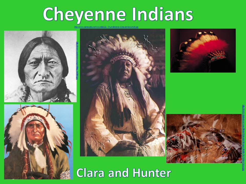 As one can see, The Cheyenne Indians were a very interesting tribe and did much with the environment around them and had many interesting thing to share with you about their culture and life.