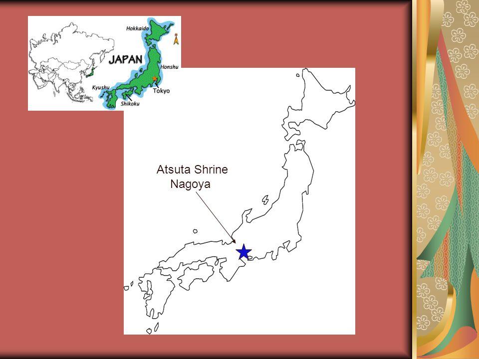 Atsuta Shrine Nagoya