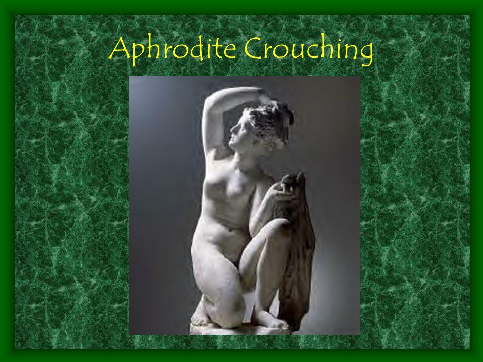 Aphrodite Crouching