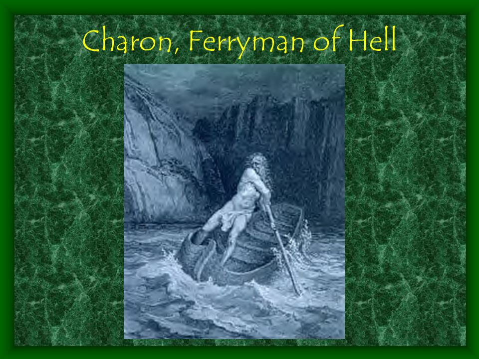 Charon, Ferryman of Hell