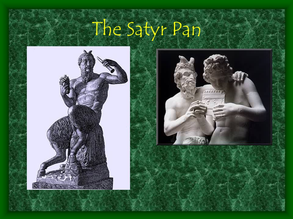 The Satyr Pan