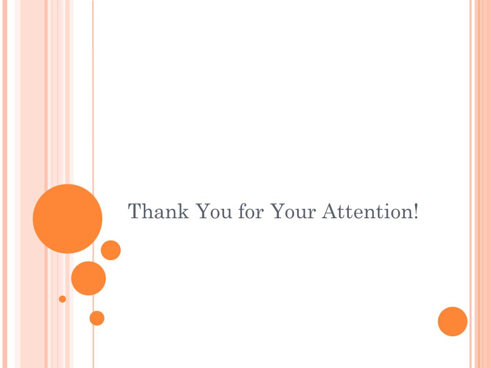 11/25/11 Thank You for Your Attention!