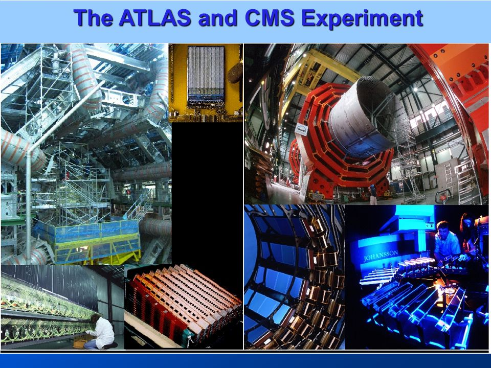 The ATLAS and CMS Experiment