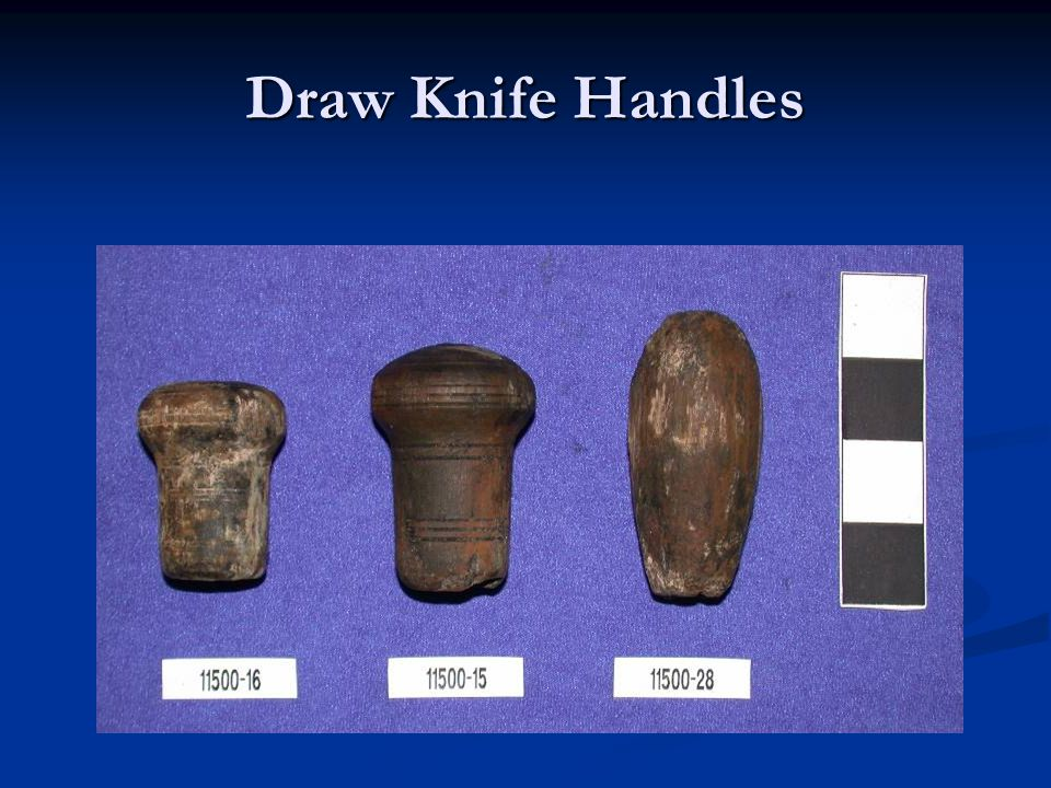 Draw Knife Handles