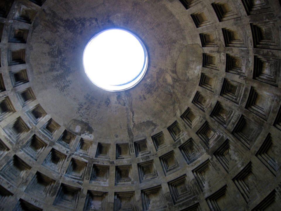Pantheon Rome 125-128 CE