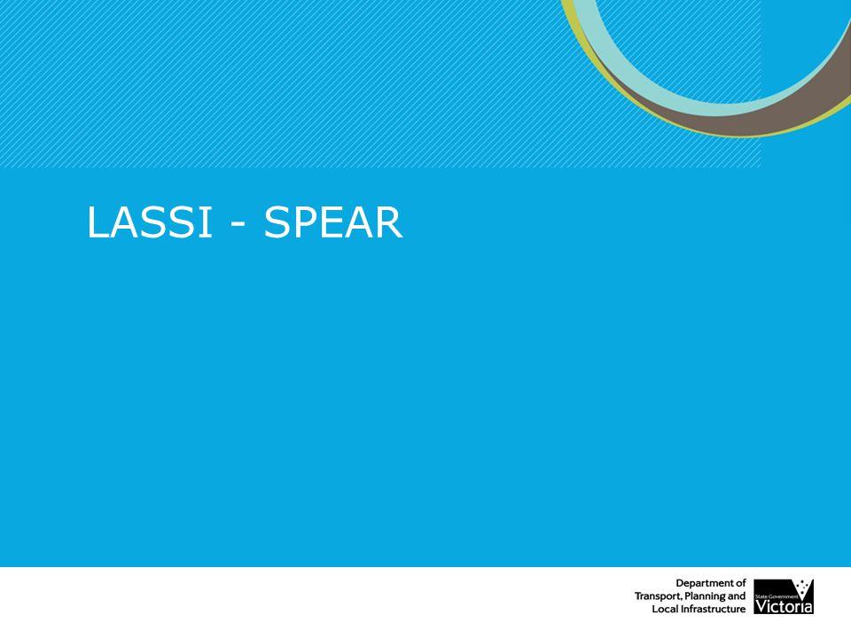 LASSI - SPEAR