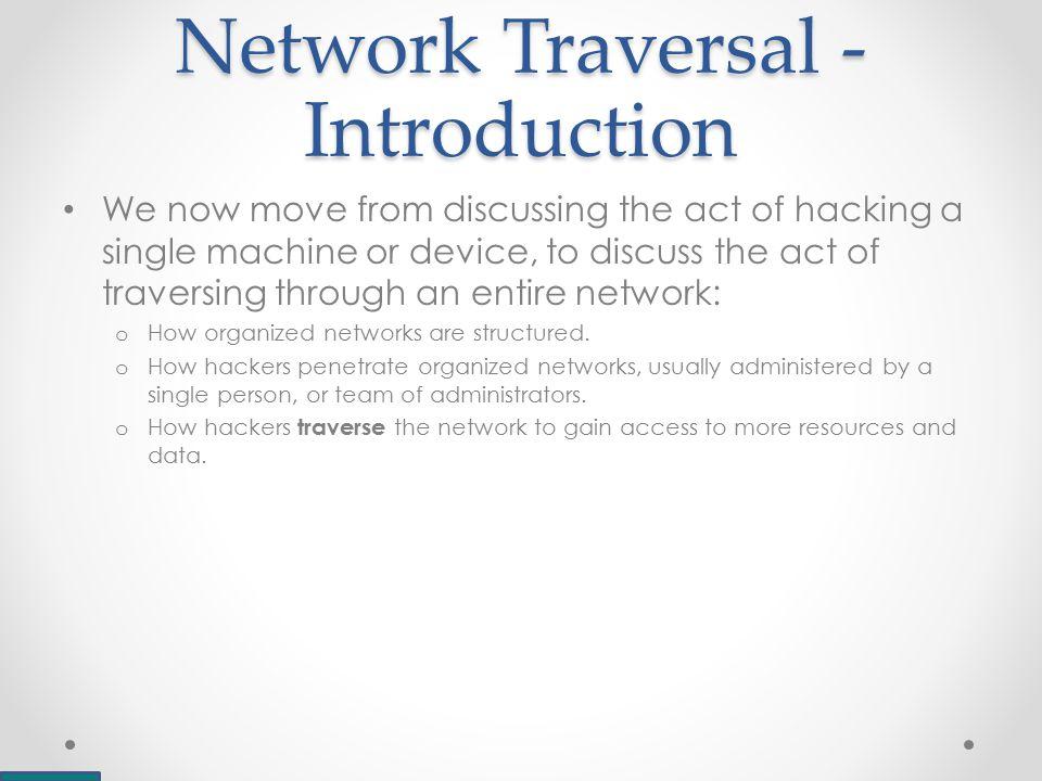 Victim Network Ve rti ca l Horizontal/Lateral