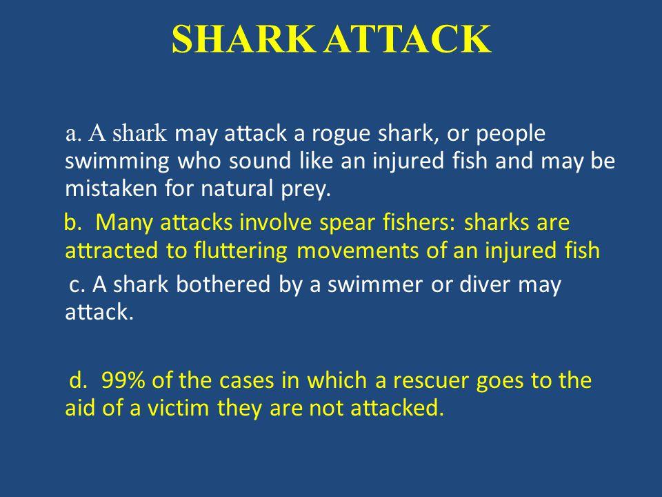 SHARK ATTACK a.