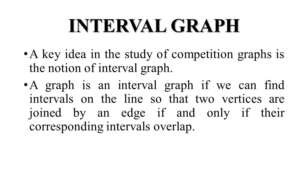 8 OWL ANT DEERGRASS This is an interval graph. FOX OWL ANT DEER GRASS FOX