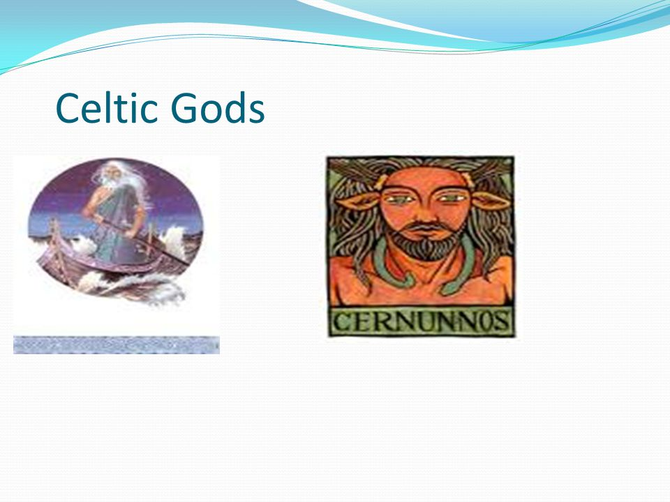 Celtic Gods
