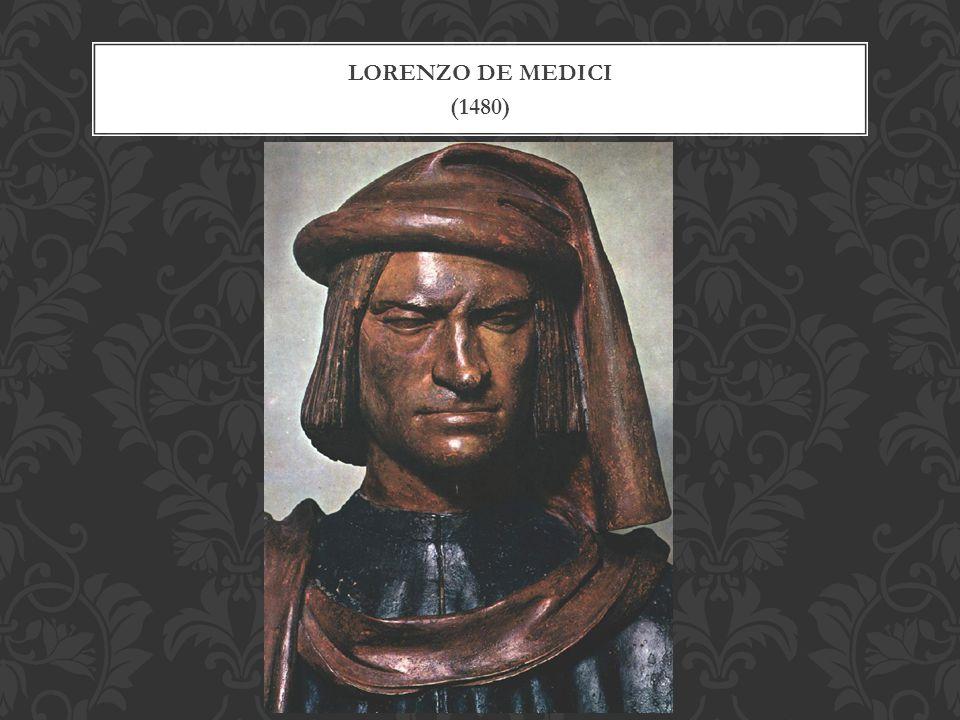 LORENZO DE MEDICI (1480)