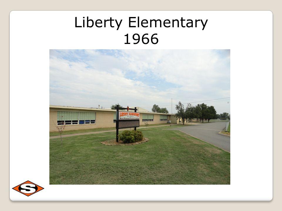 Liberty Elementary 1966