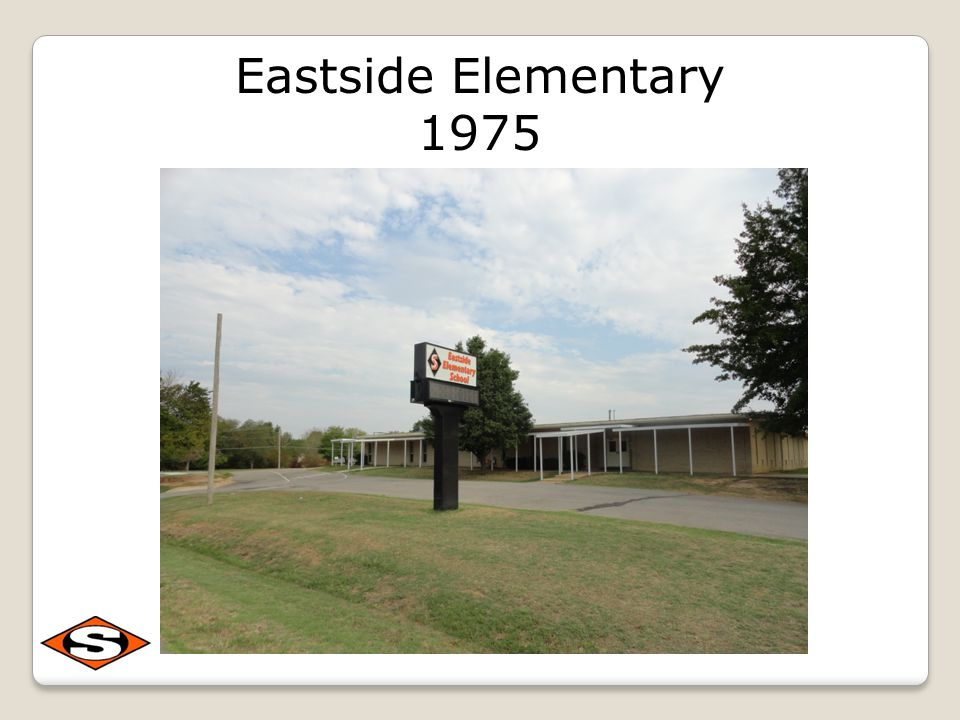 Eastside Elementary 1975