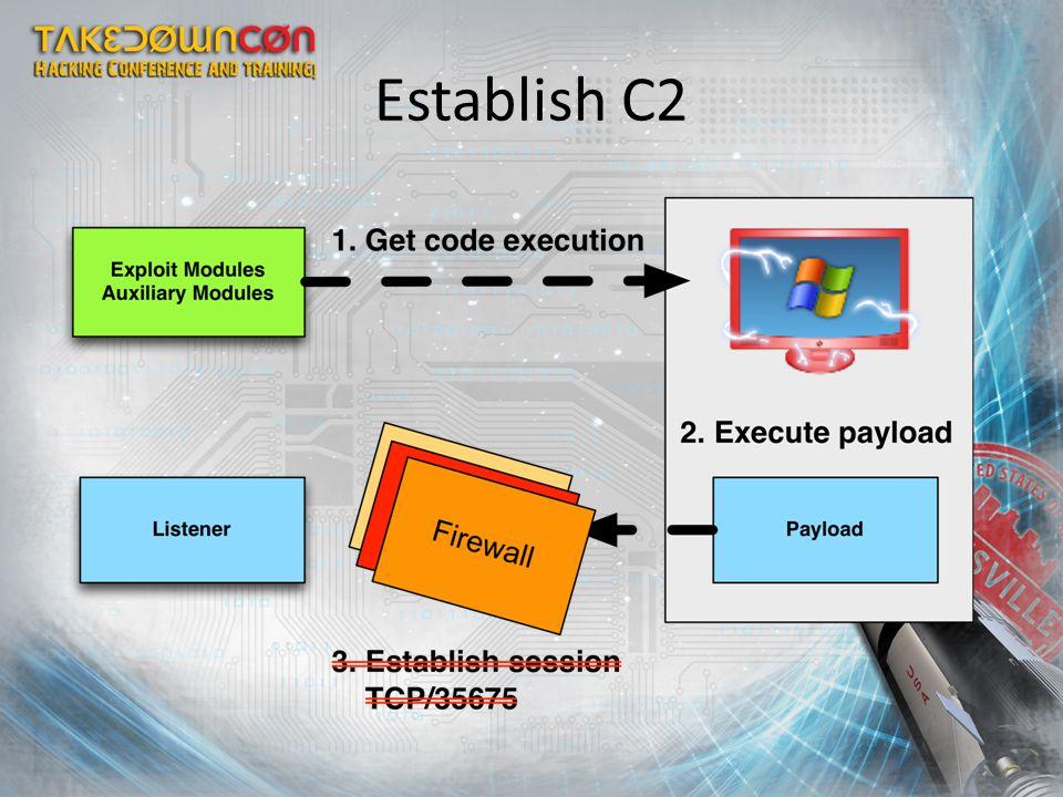 Establish C2