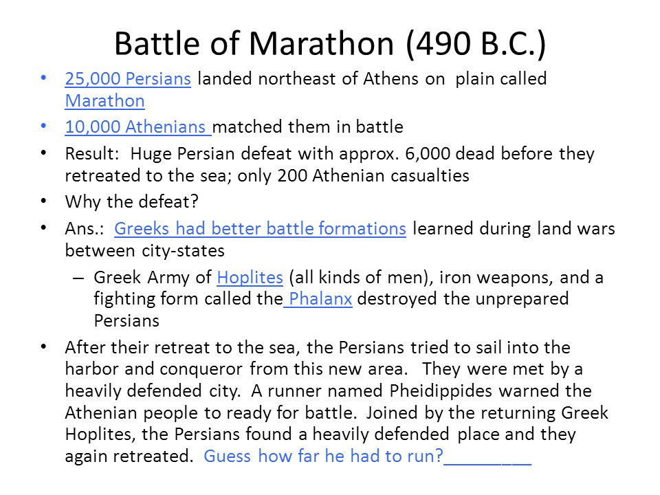 Battles of Thermopylae, Salamis, and Plataea (Defeats of Xerxes) By 480 B.C.