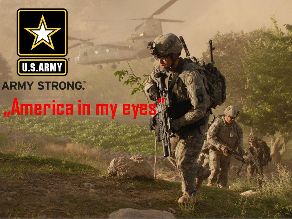"""""""America in my eyes"""