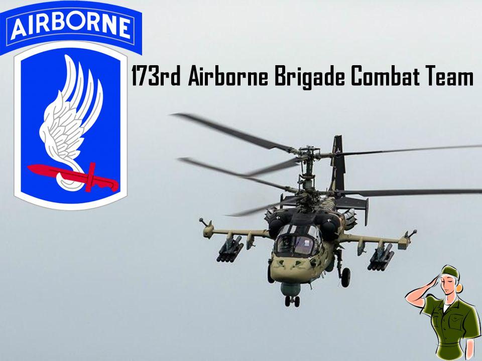 173rd Airborne Brigade Combat Team