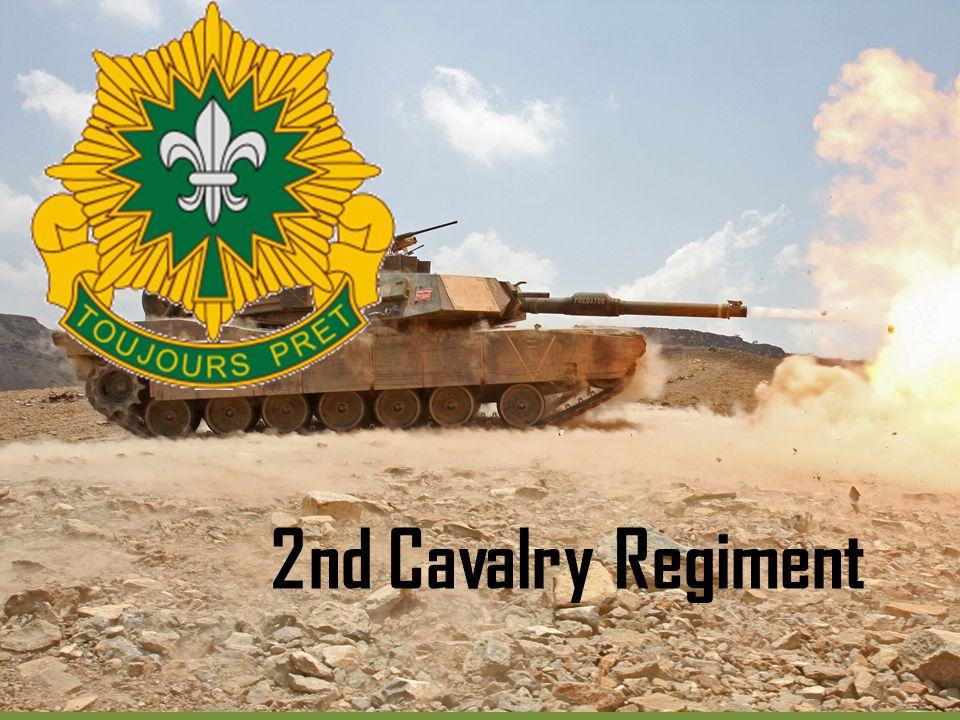 2nd Cavalry Regiment