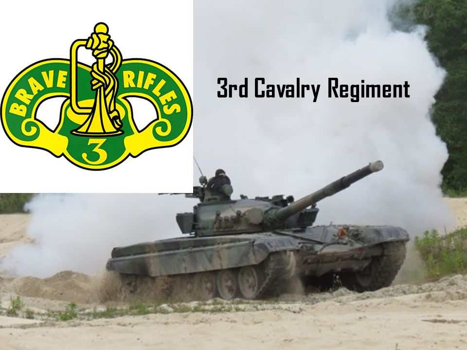 3rd Cavalry Regiment