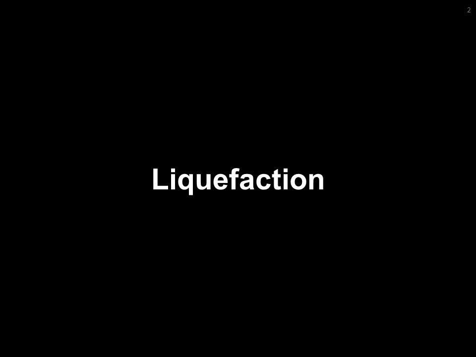 Liquefaction 2