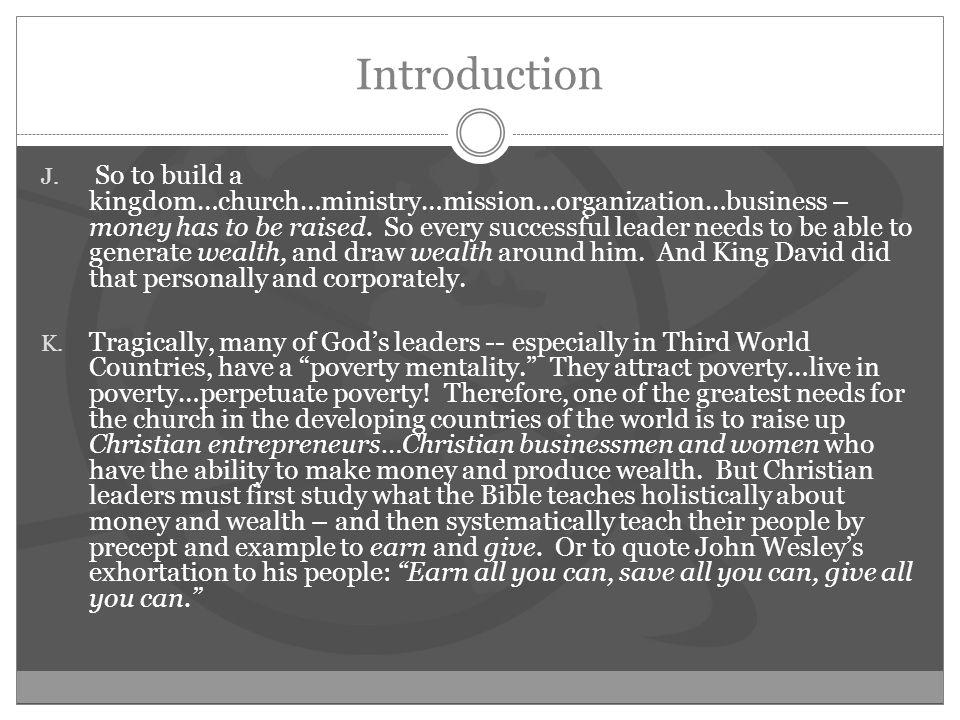Introduction J.
