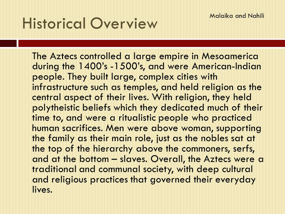 Information Panel: Politics & Government The highest ranking in the Aztec government was the tlatoani (king/ruler) who was the Aztec emperor.