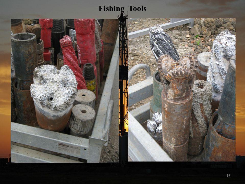 16 Fishing Tools