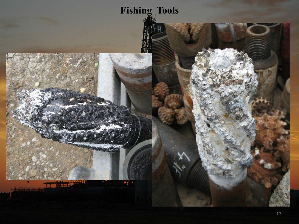 17 Fishing Tools