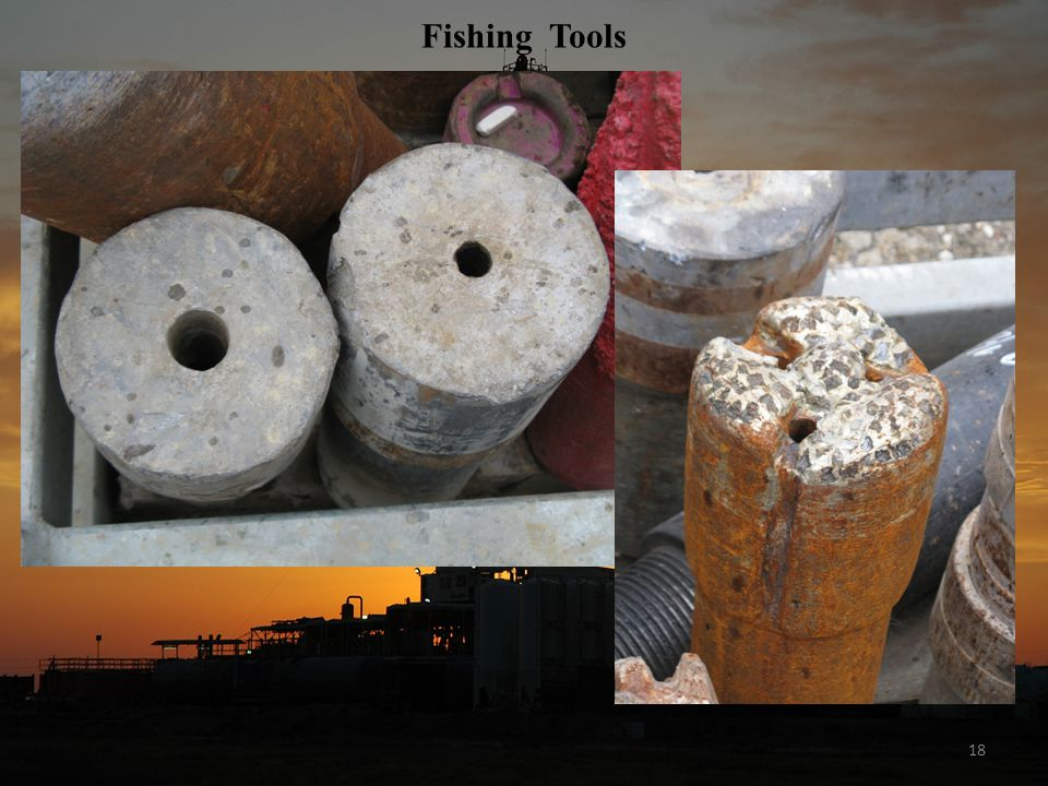 18 Fishing Tools