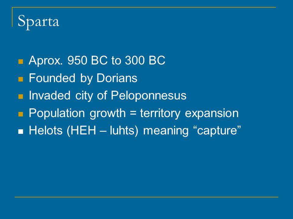 Sparta Aprox.