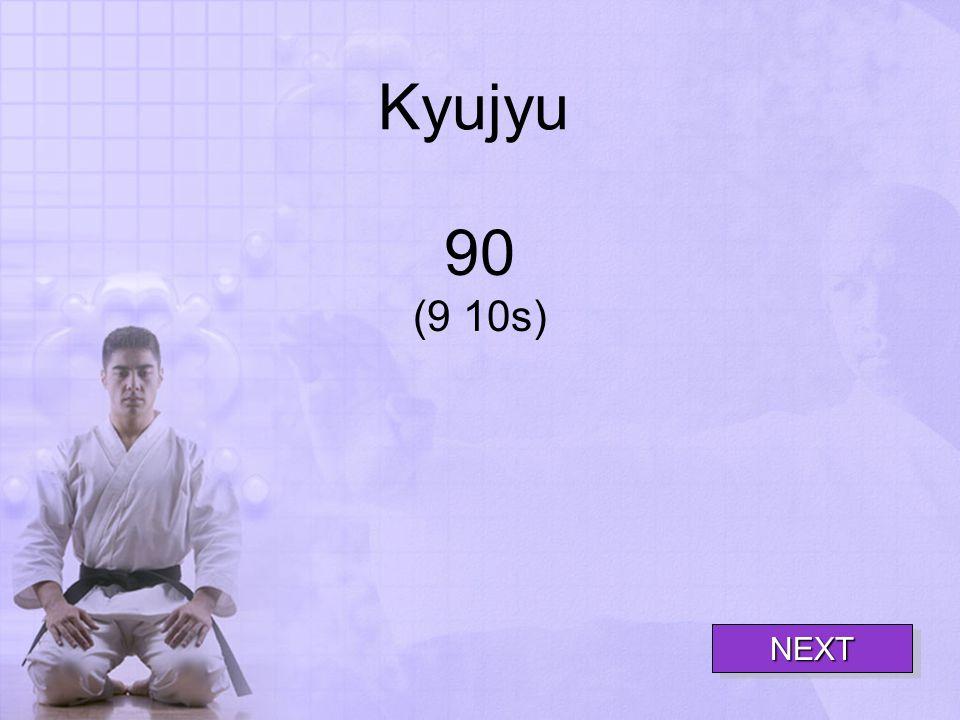 Kyujyu 90 (9 10s) NEXT