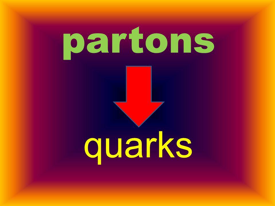 partons quarks