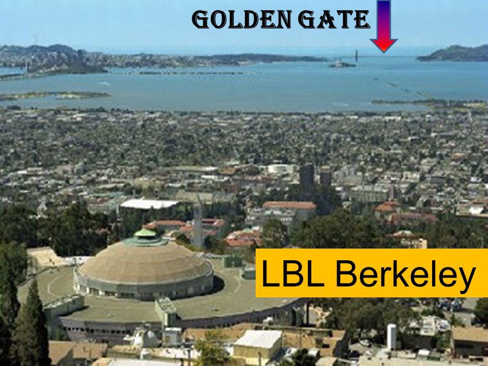 LBL Berkeley Golden gate