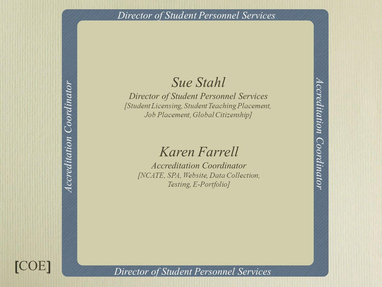 Core I & Core II Stakeholder Development Angela Lupton Assistant Dean [Alumni Relations & Recruitment, Retention, Recognition] [] [COE]