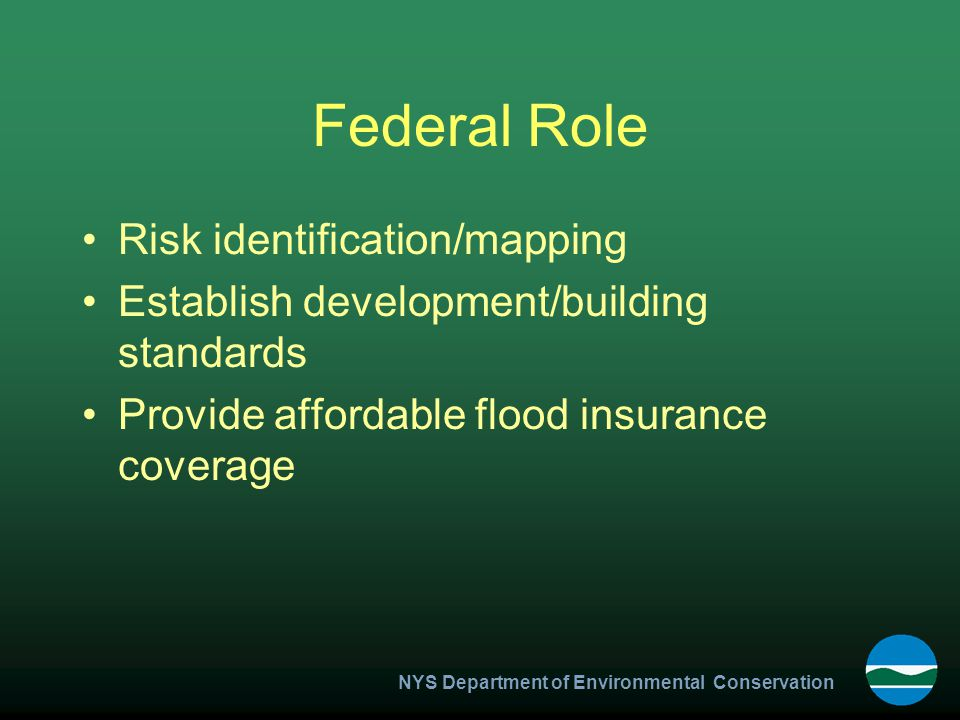 Flood Insurance Studies and Maps