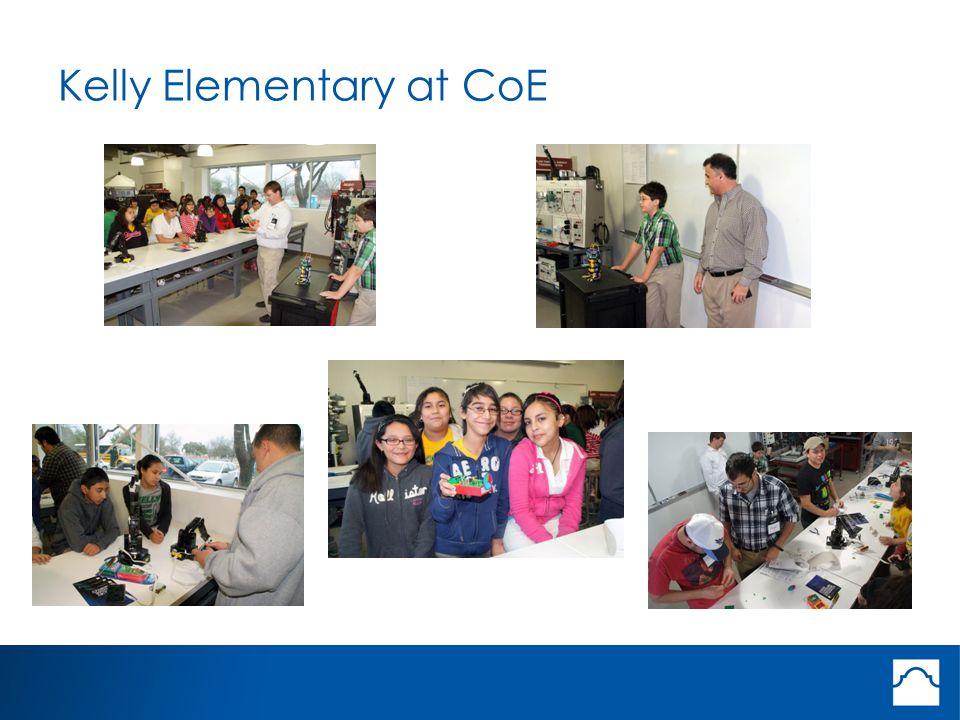 Kelly Elementary at CoE