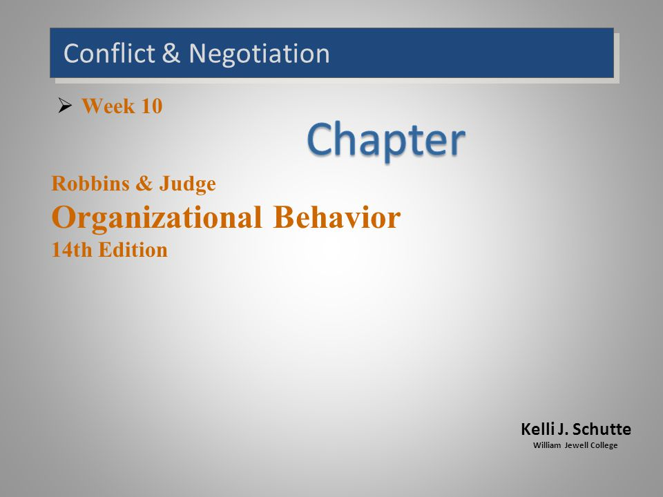 Stage IV: Behavior  Conflict Management –The use of resolution and stimulation techniques to achieve the desired level of conflict  Conflict-Intensity Continuum Copyright © 2011 Pearson Education, Inc.