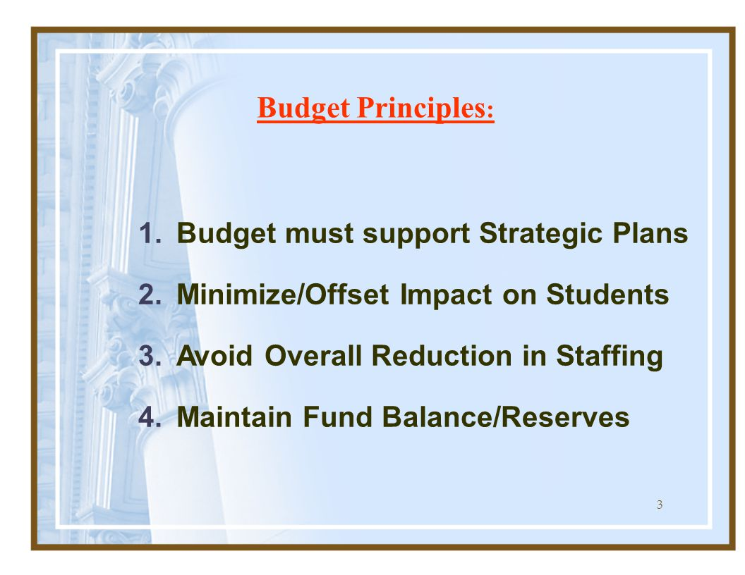 34 FUTURE OUTLOOK: STRATEGIC PLANNING VISION…STUDENTS.