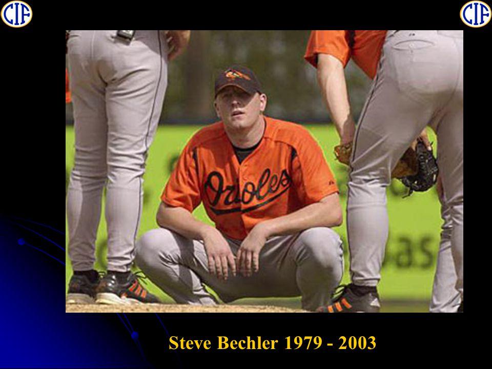 Steve Bechler 1979 - 2003