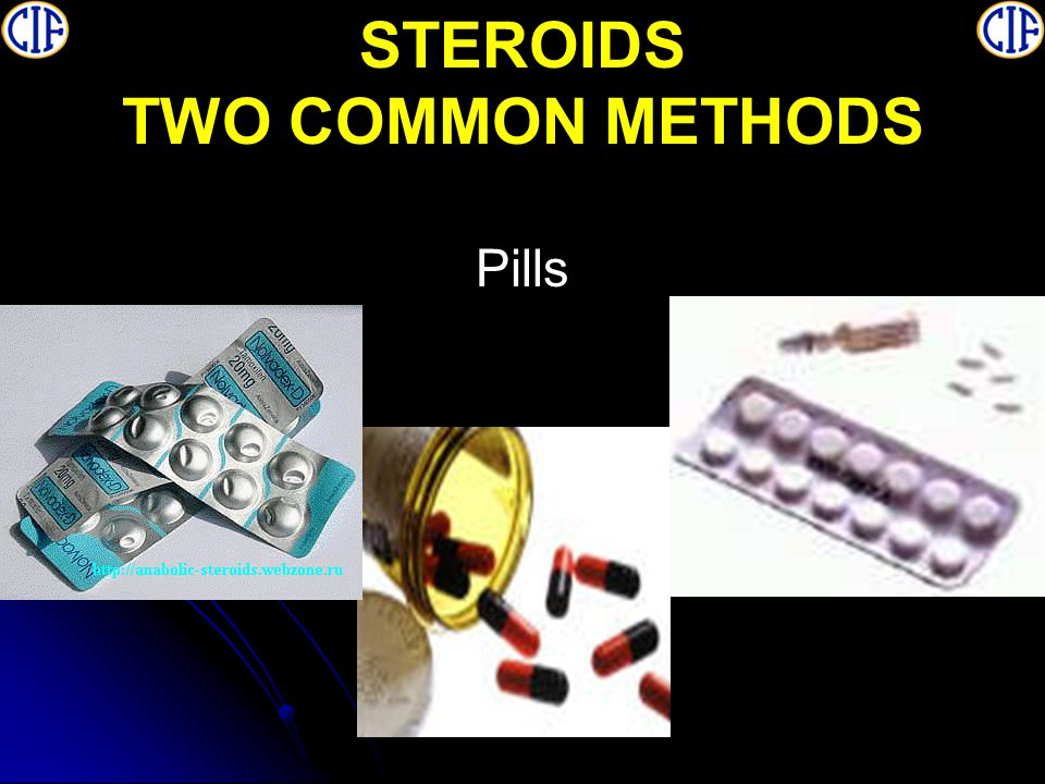 INJECTABLE ANABOLIC STEROIDS Risks include HIV Hepatitis B, C Infections Impurities