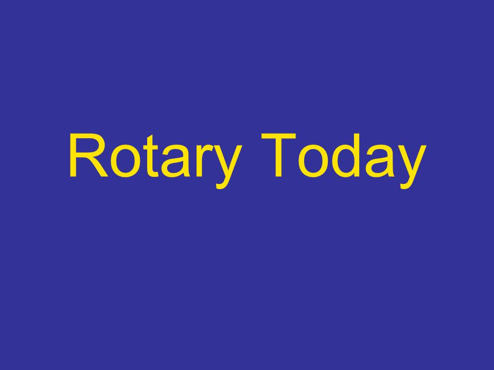 Rotary Today