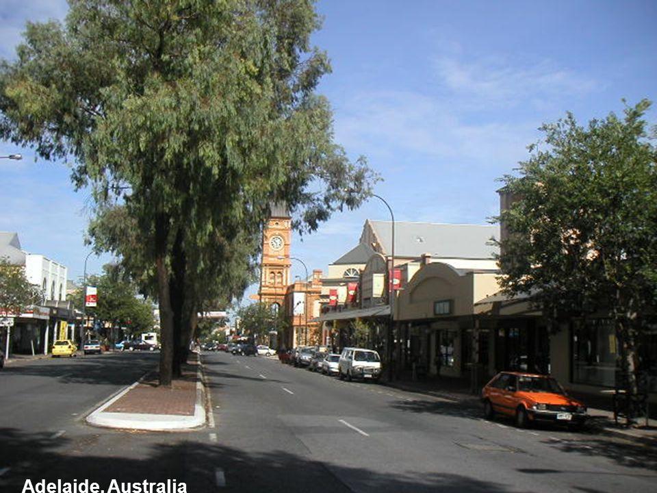 7 Adelaide, Australia