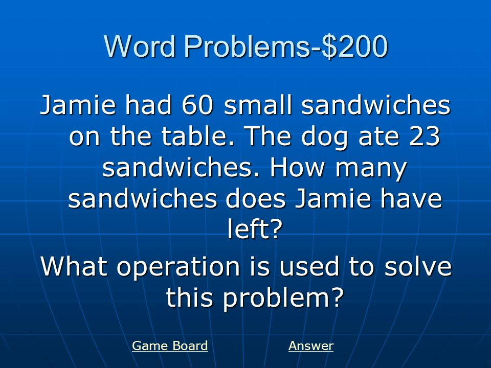 Word Problems-$300 Jon has 36 cookies.