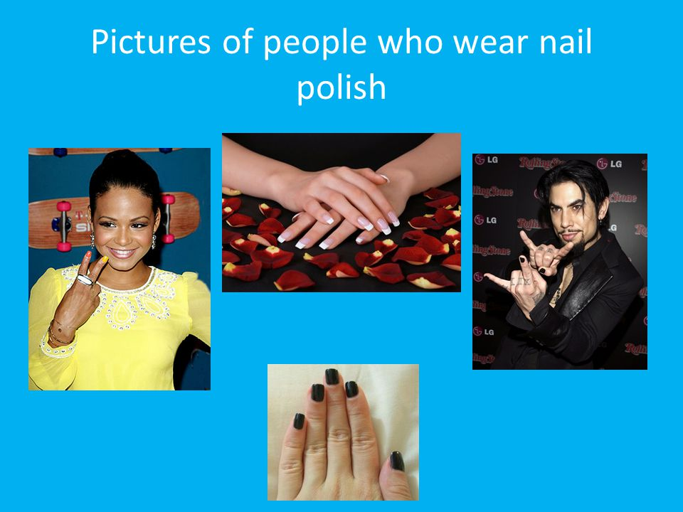How does nail polish affect everyday life.