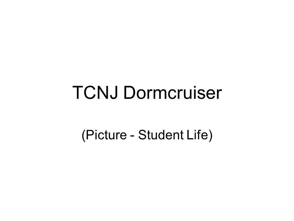 TCNJ Dormcruiser (Picture - Student Life)