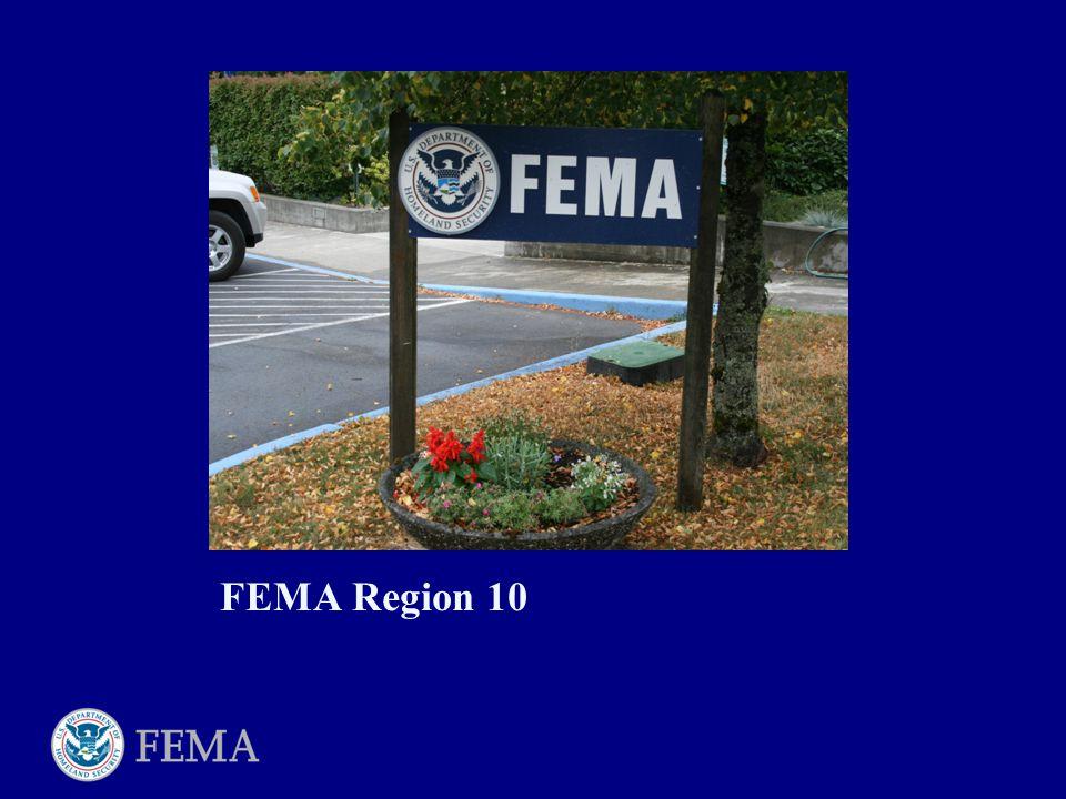 FEMA Region 10