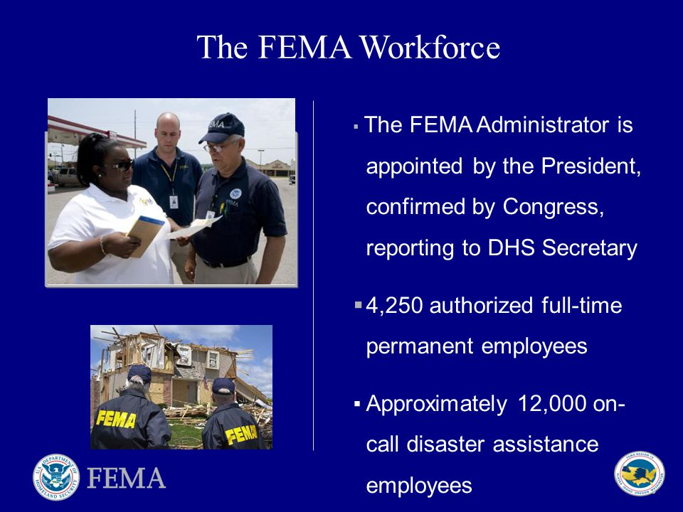 9 9 Emergency Management Philosophy Emergency Management Philosophy Define what Recovery means Determine Response by Outcomes The Public is a Resource (not a liability) Take Care of Survivors Everyone in FEMA is an Emergency Manager