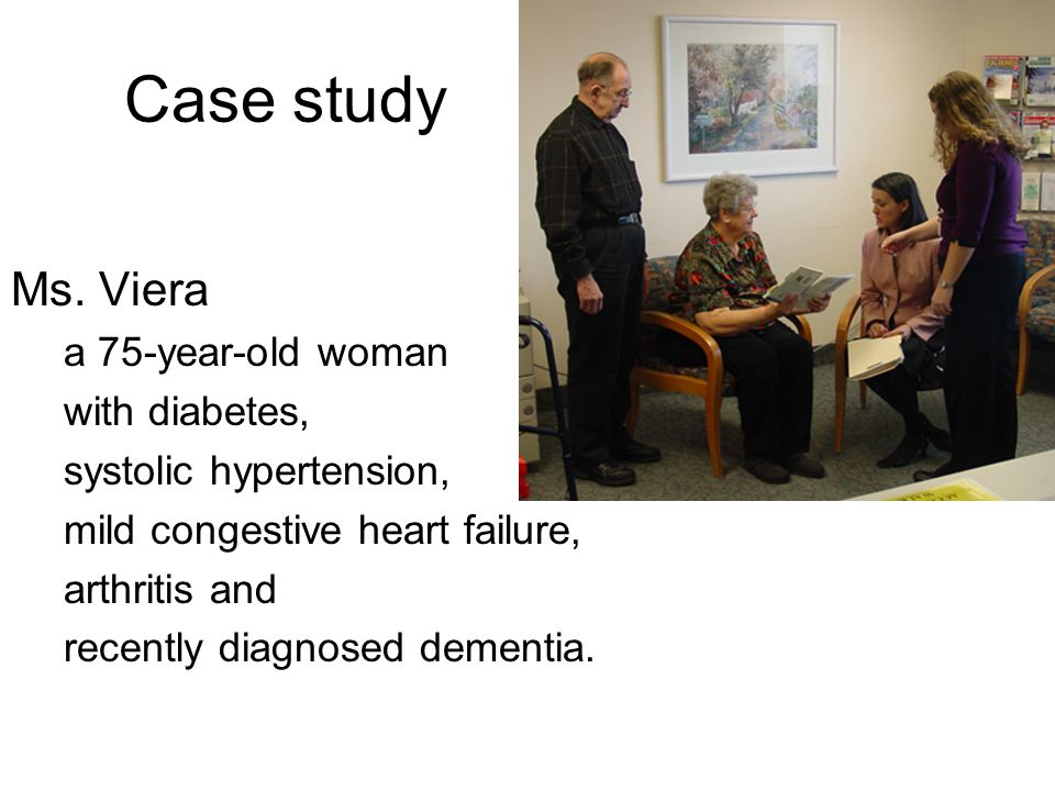 Case study Ms.