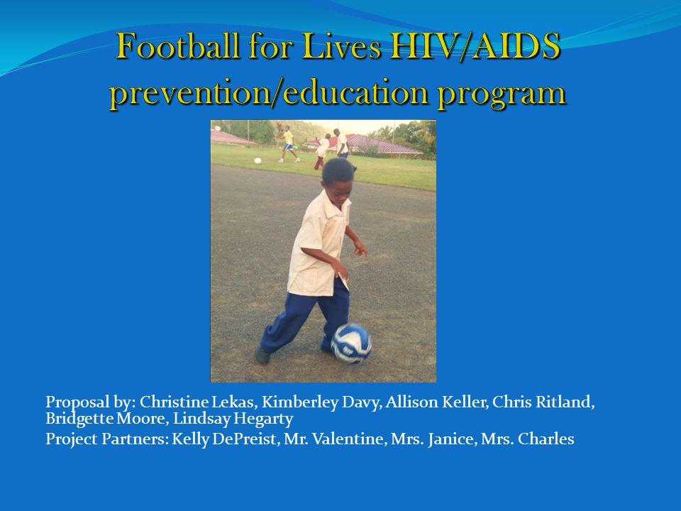 Proposal by: Christine Lekas, Kimberley Davy, Allison Keller, Chris Ritland, Bridgette Moore, Lindsay Hegarty Project Partners: Kelly DePreist, Mr.